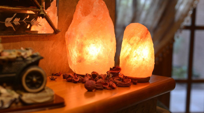Himalayan Salt Lamp Manufacturers and Supplier