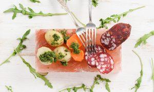 Grilling Salt Plates